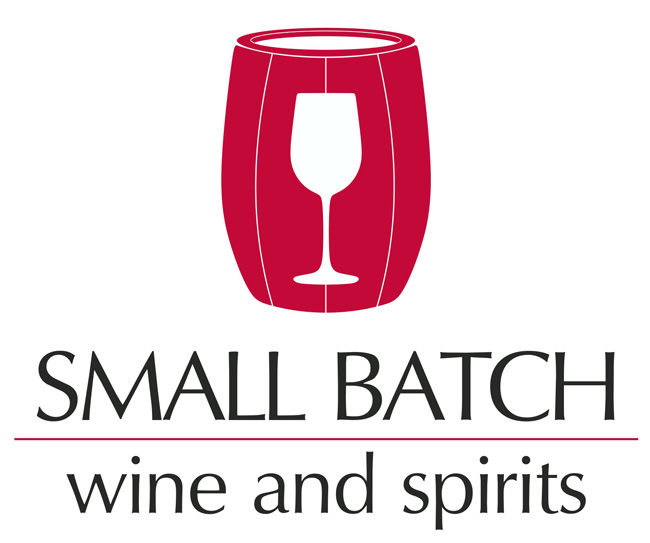 Small Batch Wine and Spirits Logo